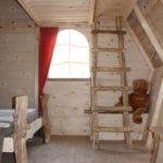 Echelle de lit cabane pertuisane